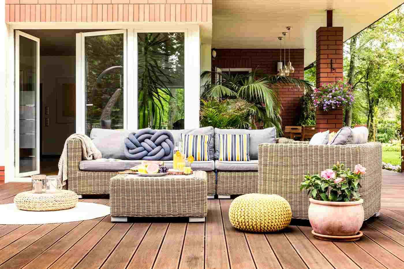 Full Size of Gartenmbel Trends Das Sind Tendenzen Fr 2020 Loungemöbel Garten Holz Günstig Wohnzimmer Loungemöbel Balkon