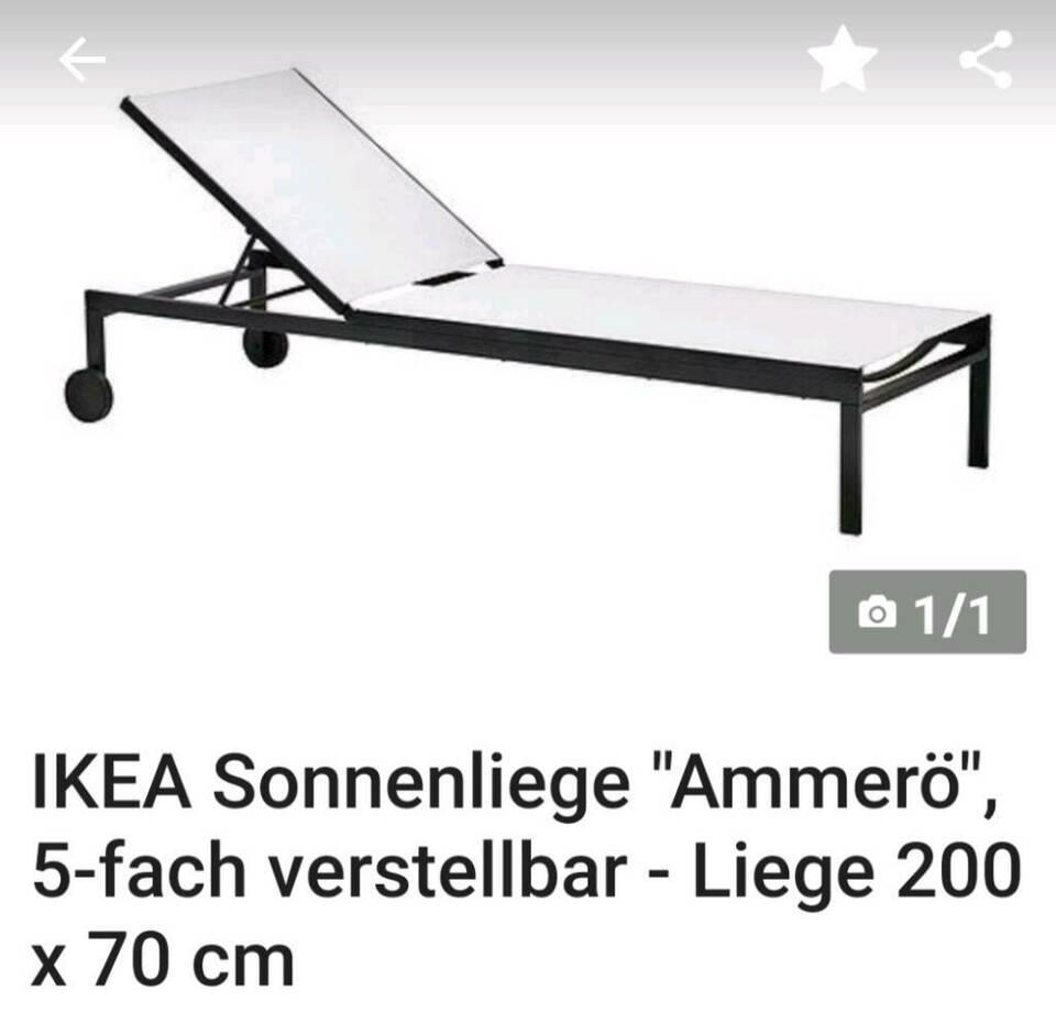 Full Size of Ikea Liegestuhl Liege Gesucht In Nordrhein Westfalen Ldenscheid Küche Kosten Garten Sofa Schlaffunktion Kaufen Betten 160x200 Bei Wohnzimmer Ikea Liegestuhl