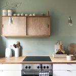Küche Wandfarbe Kurzzeitmesser Rolladenschrank Ikea Miniküche Komplettküche Pantryküche Mit Kühlschrank Umziehen Mobile Lampen Sitzbank Lehne Vorhang Wohnzimmer Küche Wandfarbe