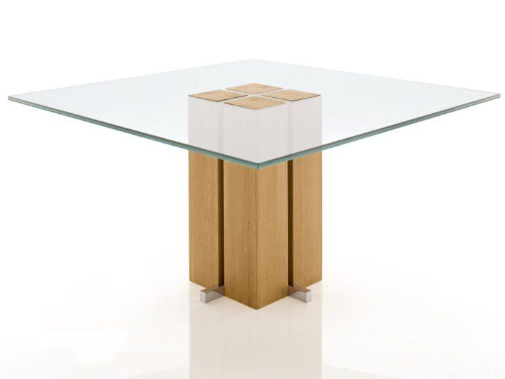 Medium Size of Esstisch Glas Rund 100 Cm Glasplatte Schwarz Ausziehbar Oval Kaufen Hochglanz Mezzo   Holz Ikea Glas Metall Gold Sulen Massivholz Alria Quadrat Klein Venjakob Esstische Esstisch Glas