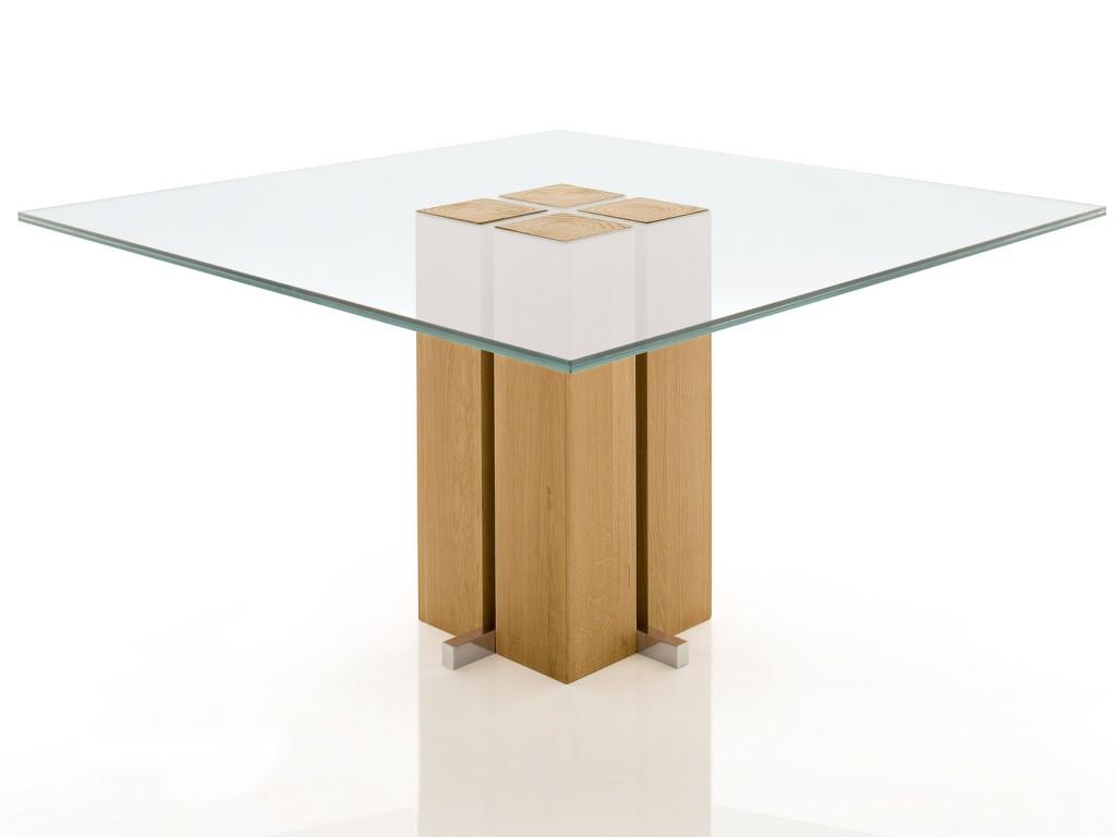 Full Size of Esstisch Glas Rund 100 Cm Glasplatte Schwarz Ausziehbar Oval Kaufen Hochglanz Mezzo   Holz Ikea Glas Metall Gold Sulen Massivholz Alria Quadrat Klein Venjakob Esstische Esstisch Glas