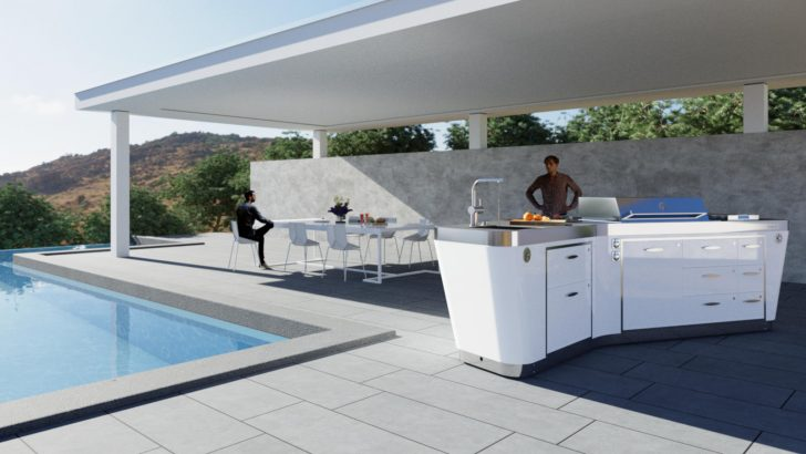 Medium Size of Design Outdoor Kche Avitrum Opensky Waschbecken Badezimmer Küche Kaufen Edelstahl Bad Keramik Wohnzimmer Outdoor Waschbecken