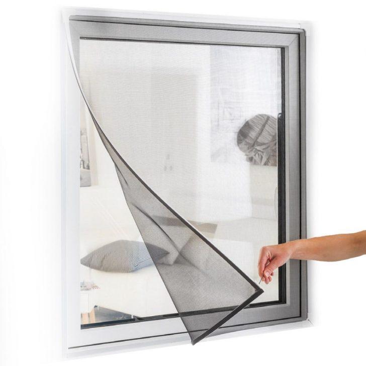 Medium Size of Hecht Magnet Fliegengitter Easy 100x120 Cm Wei Norma24 Fenster Maßanfertigung Für Magnettafel Küche Wohnzimmer Fliegengitter Magnet
