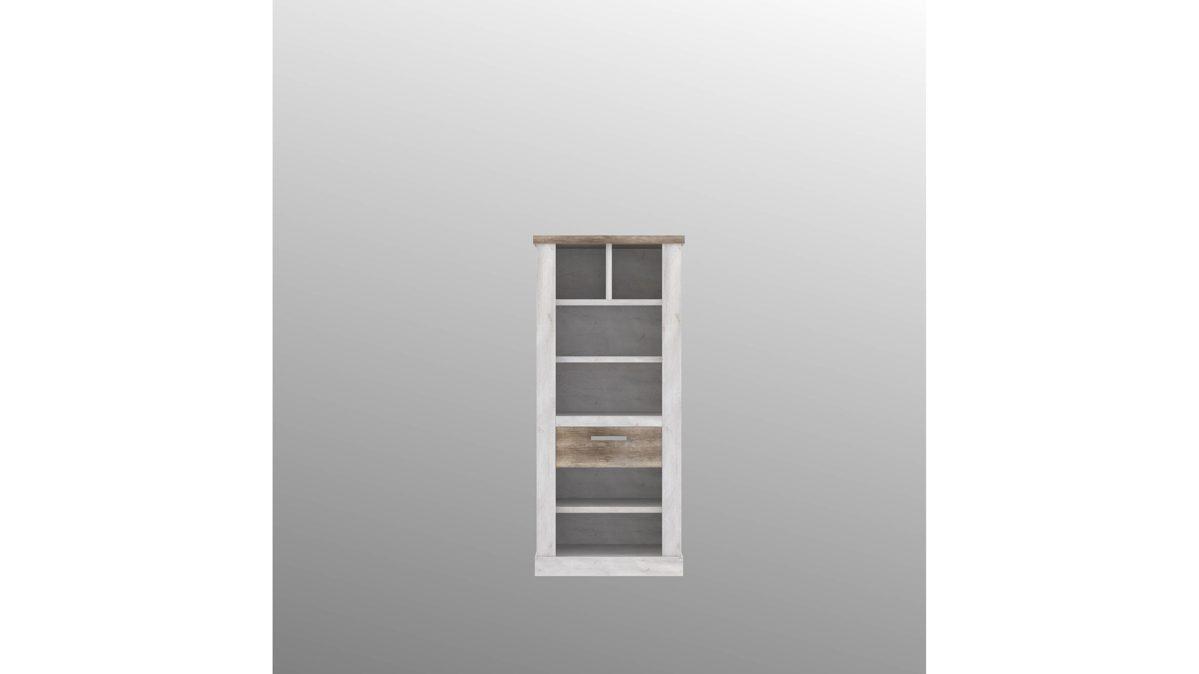 Full Size of Regal Weiß Holz Mit Schublade Wand Bett 120x200 Kleiderschrank Auf Maß Regale Kaufen Hochglanz Loungemöbel Garten Wohnzimmer Vitrine Bad Waschtisch Für Regal Regal Weiß Holz