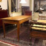 Esstisch Antik Massiv Ausziehbar Musterring Holz Stühle Rustikaler Quadratisch Vintage Buche Runde Esstische Esstische Esstisch Antik