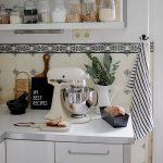 Küche Wanddeko Wohnzimmer Küche Wanddeko Kchendeko So Wirds Wohnlich Ohne Hängeschränke Obi Einbauküche Rustikal Glaswand Waschbecken Weisse Landhausküche Outdoor Edelstahl Teppich