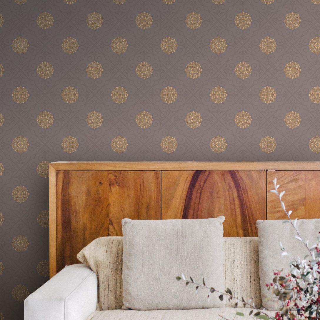 Large Size of Vliestapete Wohnzimmer Elegante Oriental Tapete Mandarin Tapeten Ideen Teppiche Sessel Hängeleuchte Vorhänge Deckenleuchten Led Deckenleuchte Teppich Wohnzimmer Vliestapete Wohnzimmer