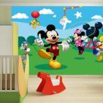 Fototapeten Kinderzimmer Mit Disney Micky Maus Tapeten Gnstige Sofa Regale Regal Wohnzimmer Weiß Kinderzimmer Fototapeten Kinderzimmer