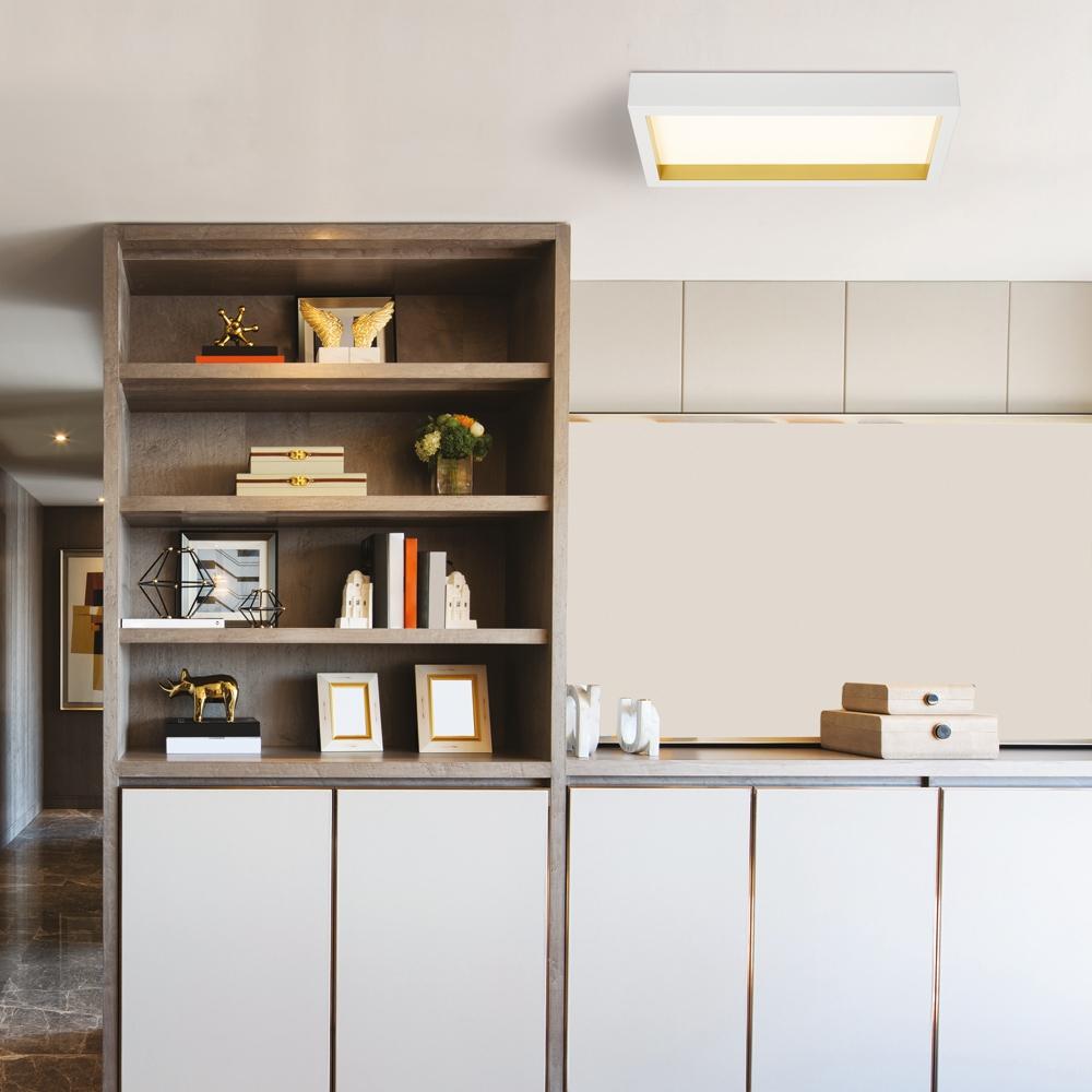 Full Size of Küchenleuchte Flache Led Deckenleuchte Wohnzimmer Küchenleuchte