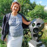Skulptur Garten Wohnzimmer Skulptur Garten Afrikanische Skulpturen Im Villiper Kunst Kam Container Loungemöbel Holz Relaxliege Beistelltisch Gerätehaus Vertikaler Stapelstühle