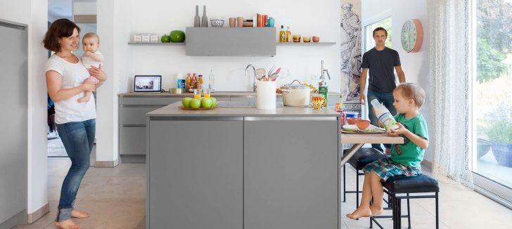 Medium Size of Kchendesigns Mit Kochinseln 2020 Sowie Tipps Schwrerhaus Romantische Schlafzimmer Esstisch Teppich Küche Kaufen Elektrogeräten Sofa Glas Massiver Regal Wohnzimmer Kochinsel Mit Tisch