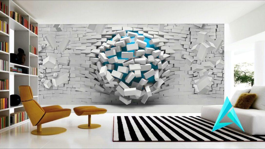 Large Size of 3d Tapete Ambijent Studio Foto Youtube Tapeten Schlafzimmer Fototapete Fenster Wohnzimmer Fototapeten Ideen Für Küche Die Modern Wohnzimmer 3d Tapete
