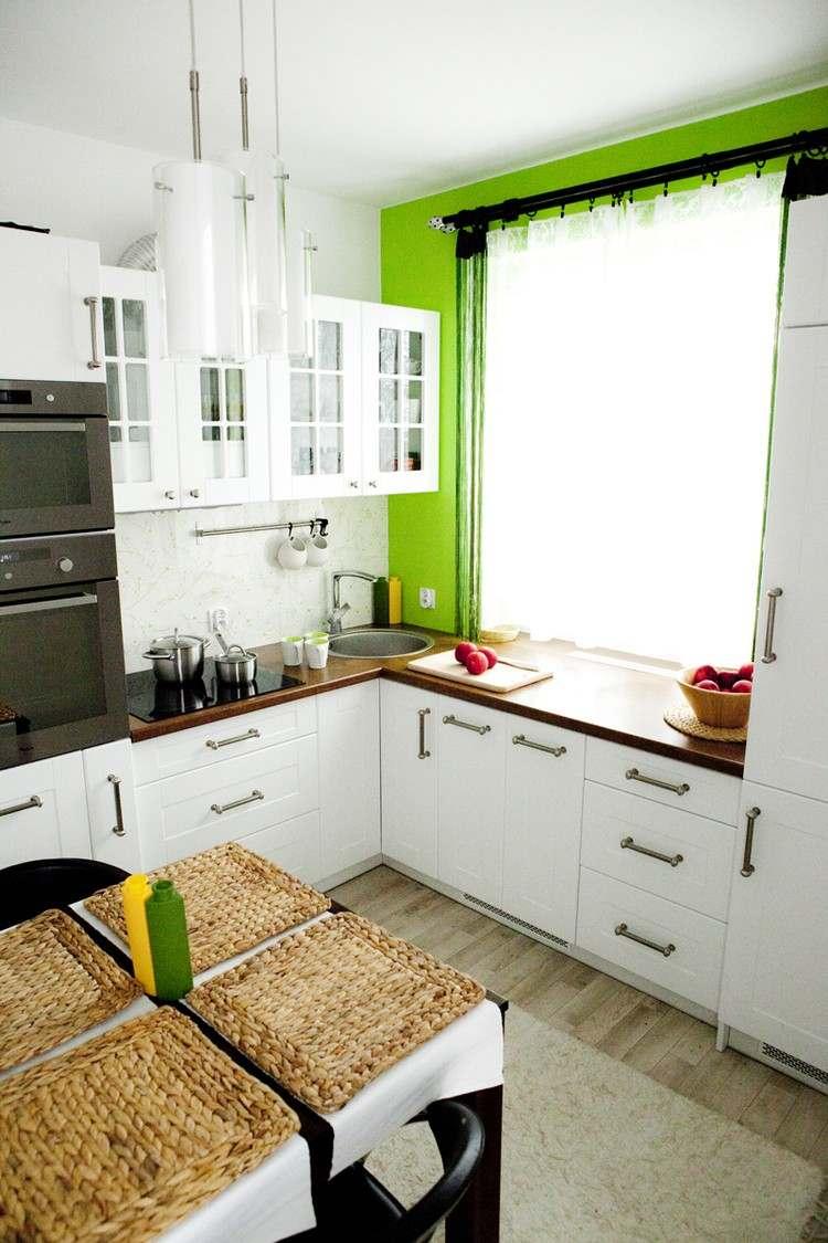 Full Size of 50 Fenstervorhnge Ideen Fr Kche Klassisch Und Modern Wohnzimmer Küchengardinen
