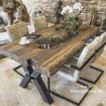 Designer Esstisch Aus Holz Der Tischonkel Esstische Regal Weiß Holztisch Garten Spielhaus Massivholz Schlafzimmer Küche Loungemöbel Betten Bad Unterschrank Esstische Esstische Holz