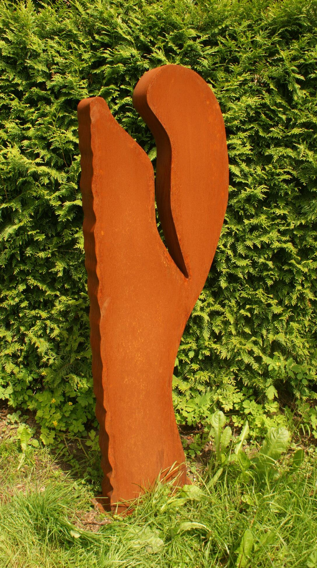 Large Size of Gartendeko Rost Modern Edelstahl Metall Moderne Selber Machen Kaufen Online Skulpturen Pinterest Tapete Küche Esstische Modernes Bett 180x200 Duschen Sofa Wohnzimmer Gartendeko Modern