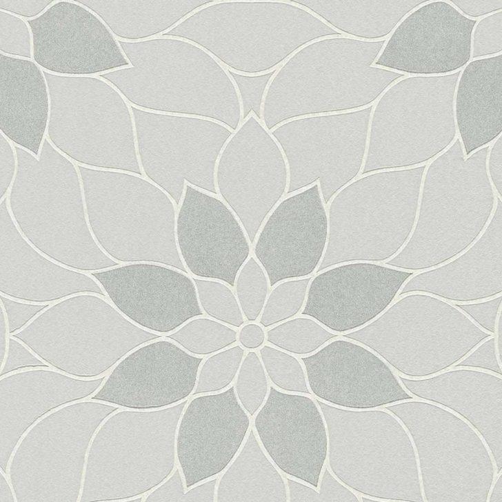 Medium Size of Tapeten Modern Tapete Floral Grau Glitzer Neue Bude 20 Dasherz Küche Holz Für Die Schlafzimmer Deckenlampen Wohnzimmer Deckenleuchte Bilder Moderne Fürs Wohnzimmer Tapeten Modern