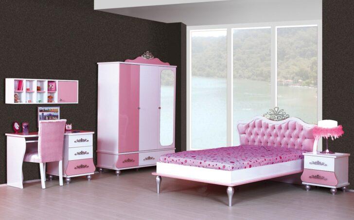 Medium Size of Kinderzimmer Anastasia Rosa Fr Mdchen Traum Mbelcom Regale Regal Sofa Prinzessinen Bett Weiß Prinzessin Kinderzimmer Kinderzimmer Prinzessin