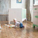 Einrichtung Kinderzimmer Kinderzimmer Einrichtung Kinderzimmer Frischer Wind Im Nachhaltig Und Massiv Gewinnspiel Sofa Regale Regal Weiß