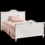 Kinderbett 120x200 Wohnzimmer Cilek Romantic Bett 120x200 Mit Bettkasten Weiß Matratze Und Lattenrost Betten