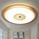 Deckenleuchten Modern Deckenlampe Dimmbar Led Deckenleuchte Schlafzimmerlampe Bad Moderne Bilder Fürs Wohnzimmer Landhausküche Tapete Küche Schlafzimmer Wohnzimmer Deckenleuchten Modern