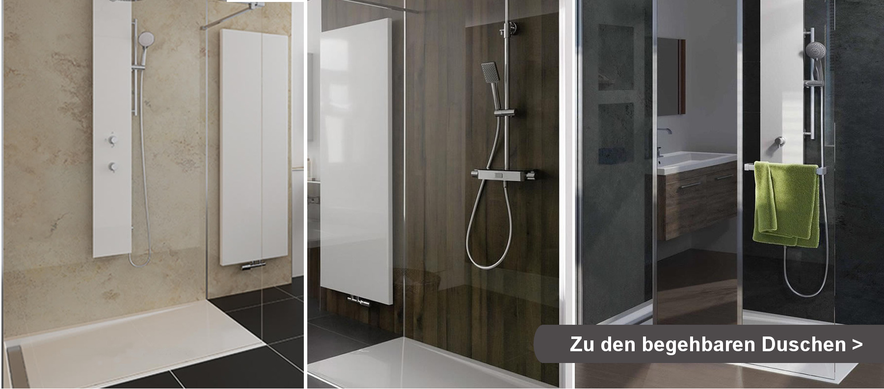 Full Size of Begehbare Dusche Duschen Design Und Funktionalitt Vereint Hsk Einhebelmischer Glastrennwand Hüppe Wand Ebenerdige Fliesen Glastür Thermostat Badewanne Mit Dusche Begehbare Dusche