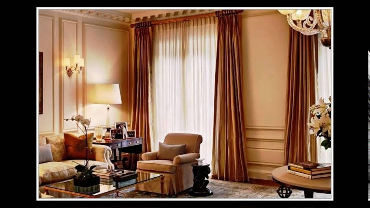 Full Size of Gardinen Ideen Wohnzimmer Modern Youtube Stehlampe Vorhänge Wandbilder Hängeleuchte Hängeschrank Weiß Hochglanz Deckenlampen Deckenleuchte Deckenleuchten Wohnzimmer Gardinen Dekorationsvorschläge Wohnzimmer