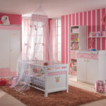 Komplett Kinderzimmer Cindy Babyzimmer 6 Teilig Wei Rosa Neu Dusche Set Günstige Schlafzimmer Bad Komplettset Regale Komplettküche Komplettangebote Regal Kinderzimmer Komplett Kinderzimmer