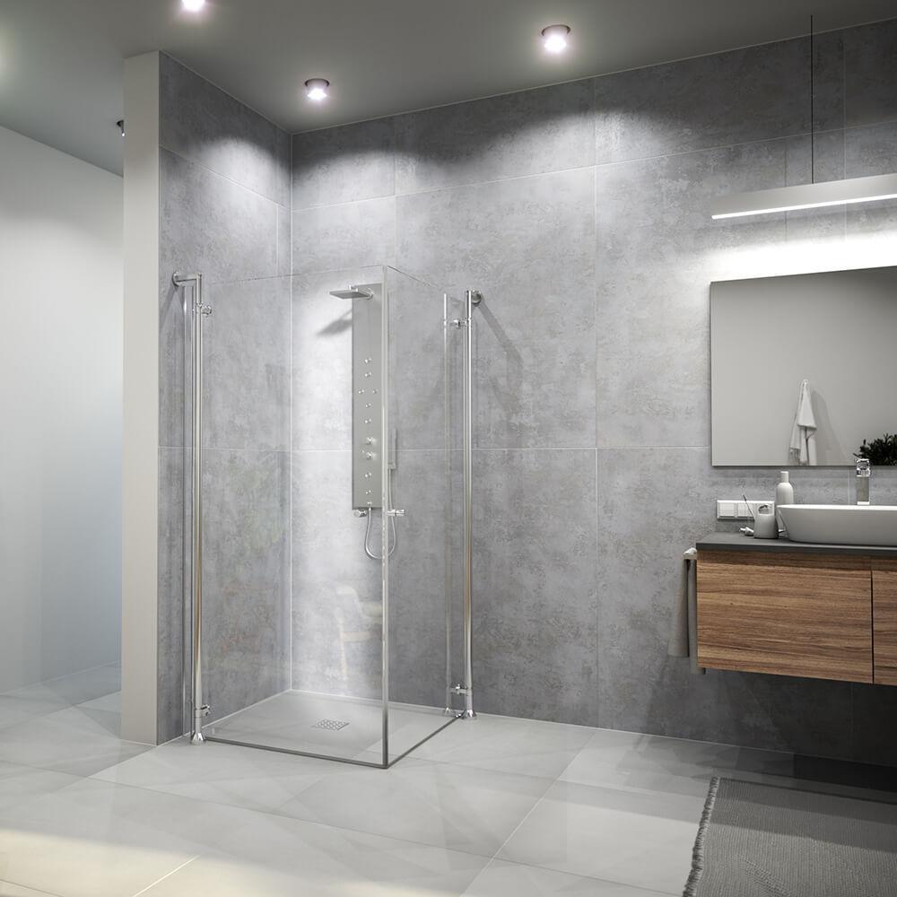 Full Size of Begehbare Dusche Multifunktion Glas Fr Nischen Tube Breuer Duschen Badewanne Mit Ebenerdige Kosten Haltegriff Bluetooth Lautsprecher Hüppe Einhebelmischer Dusche Begehbare Dusche