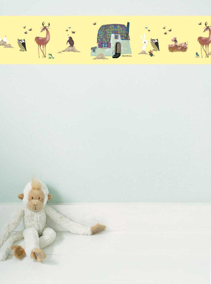 Medium Size of Bordüren Kinderzimmer Kek Amsterdam Bordre Tiere Im Wald Gelb Bei Rume Regale Regal Weiß Sofa Kinderzimmer Bordüren Kinderzimmer