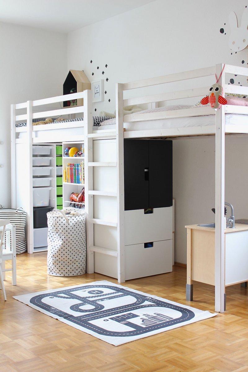 Full Size of Hochbetten Kinderzimmer Diy Doppelhochbett Labelfrei Me Regal Sofa Regale Weiß Kinderzimmer Hochbetten Kinderzimmer