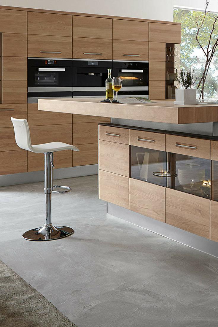 Full Size of 6 Einrichtungsideen Und Kchenbilder Fr Moderne Holz Kchen Wohnzimmer Holzküchen