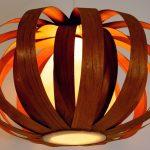 Deckenlampe Holz Rund Flach Lampe Selber Bauen Aus Holzbalken Glasschirm Machen Deckenleuchte Massivholz Bett Esstisch Modulküche Holzhaus Garten Bad Wohnzimmer Deckenlampe Holz