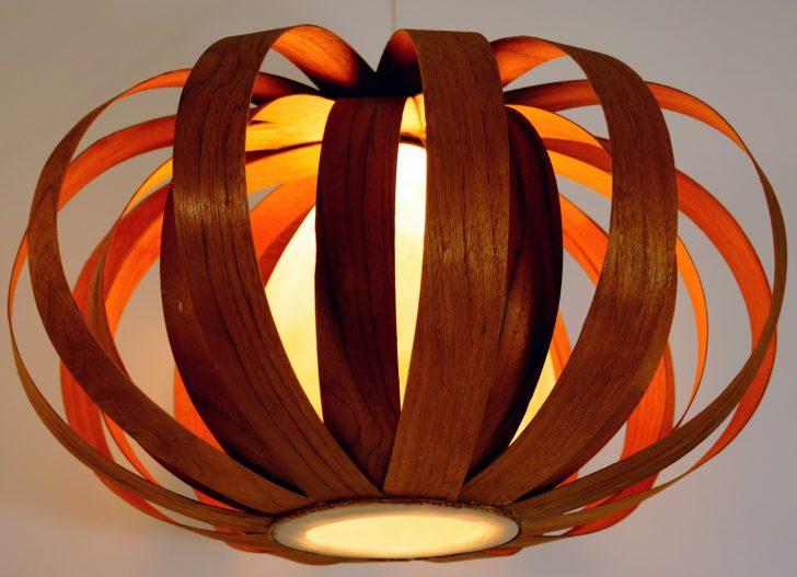 Medium Size of Deckenlampe Holz Rund Flach Lampe Selber Bauen Aus Holzbalken Glasschirm Machen Deckenleuchte Massivholz Bett Esstisch Modulküche Holzhaus Garten Bad Wohnzimmer Deckenlampe Holz