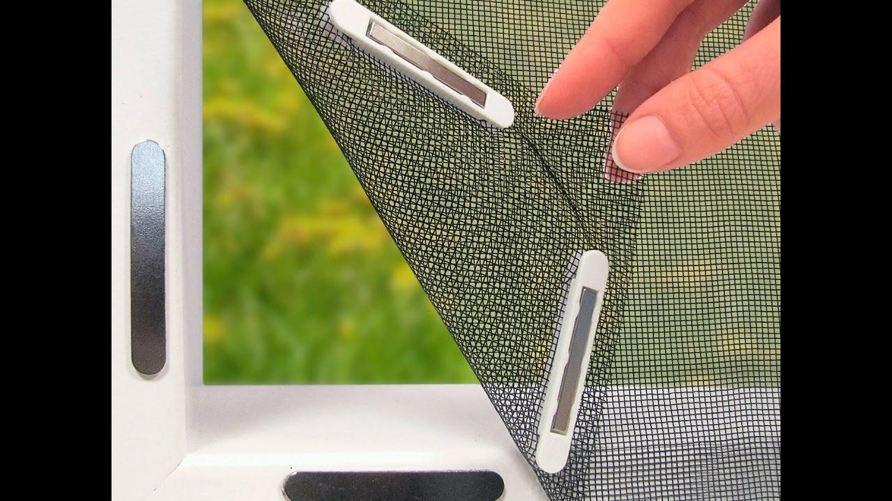 Full Size of Easymaxmoskitonetz 150x130cm Fr Fenster Mit Magnetbefestigung Fliegengitter Maßanfertigung Magnettafel Küche Für Wohnzimmer Fliegengitter Magnet