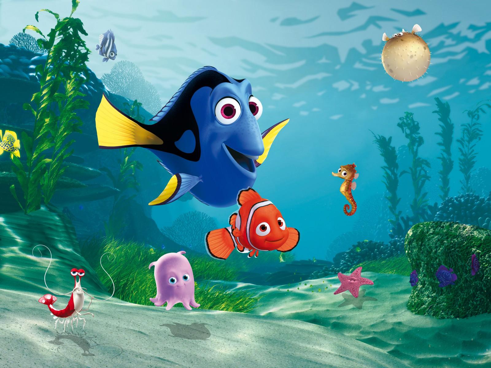 Full Size of Fototapeten Kinderzimmer Disney Xl Fototapete Tapete Findet Nemo Kinder Regal Weiß Wohnzimmer Sofa Regale Kinderzimmer Fototapeten Kinderzimmer