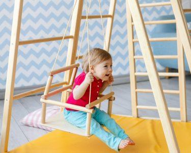 Klettergerüst Indoor Wohnzimmer 1 Kidwood Klettergerst Rakete Junior Set Aus Holz Fr Indoor Klettergerüst Garten