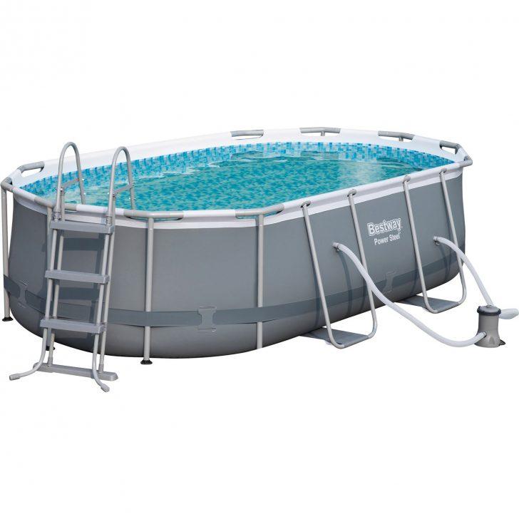 Medium Size of Obi Pool Bestway Stahlrahmen Set 424 Cm 250 100 Kaufen Bei Whirlpool Garten Aufblasbar Einbauküche Nobilia Regale Küche Mini Immobilien Bad Homburg Guenstig Wohnzimmer Obi Pool