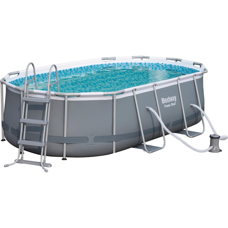 Full Size of Obi Pool Bestway Stahlrahmen Set 424 Cm 250 100 Kaufen Bei Whirlpool Garten Aufblasbar Einbauküche Nobilia Regale Küche Mini Immobilien Bad Homburg Guenstig Wohnzimmer Obi Pool