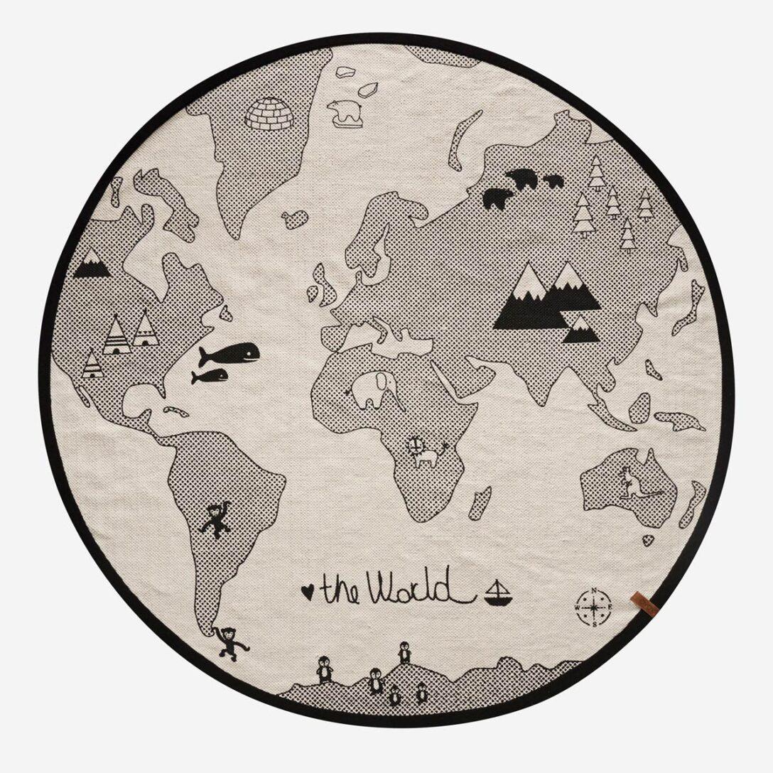Large Size of Kinderzimmer Teppiche Rikiki Grafik Produkt Teppich The World Regal Weiß Regale Sofa Wohnzimmer Kinderzimmer Kinderzimmer Teppiche