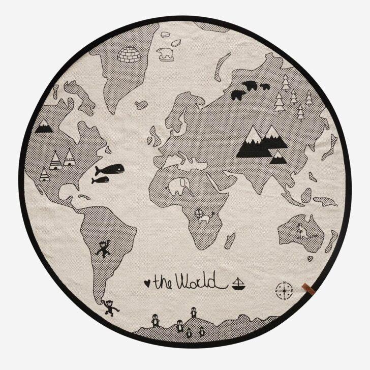 Medium Size of Kinderzimmer Teppiche Rikiki Grafik Produkt Teppich The World Regal Weiß Regale Sofa Wohnzimmer Kinderzimmer Kinderzimmer Teppiche