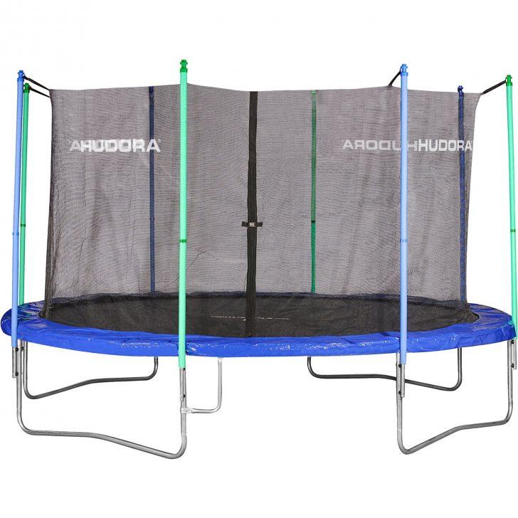 Medium Size of Sonnenschutz Trampolin Hudora Fitness 400 Kaufen Bei Obi Fenster Innen Für Garten Außen Sonnenschutzfolie Wohnzimmer Sonnenschutz Trampolin