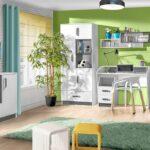 Eckkleiderschrank Kinderzimmer Kinderzimmer Eckkleiderschrank Kinderzimmer Set Ternu V Moebel24 Regal Regale Sofa Weiß