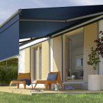 Paravent Terrasse Geschtzt Auf Der Garten Wohnzimmer Paravent Terrasse