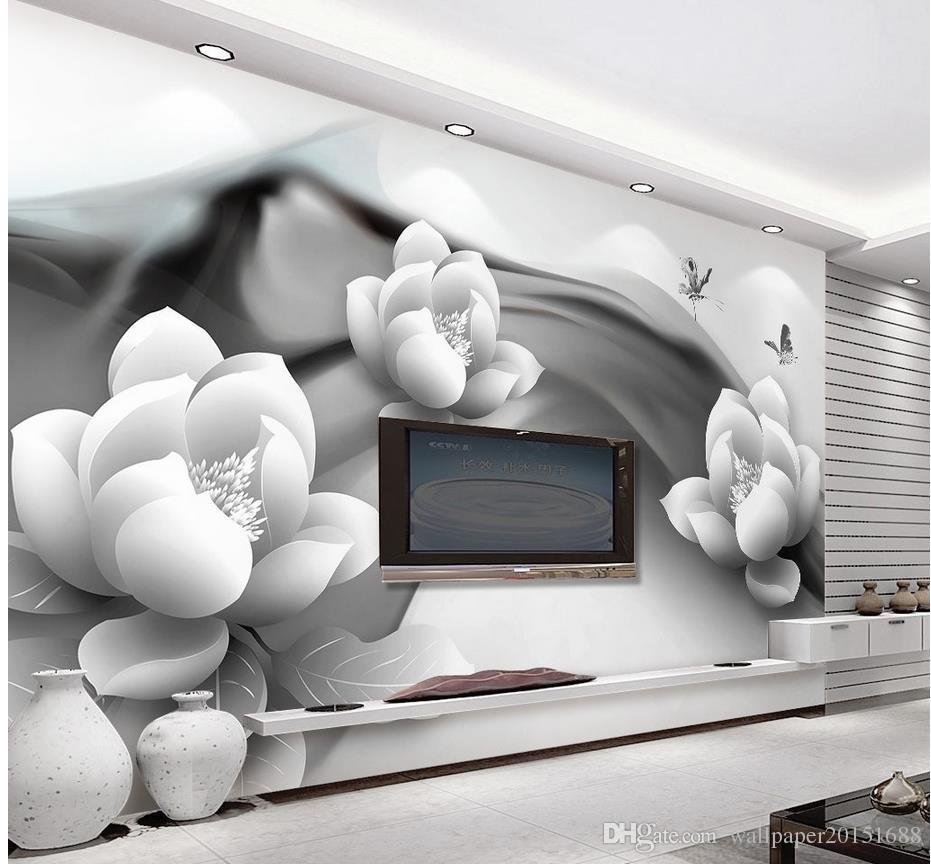 Full Size of 3d Tapeten Schwarzweiss Tintenschmetterling Einfaches Fototapeten Wohnzimmer Für Küche Die Schlafzimmer Wohnzimmer 3d Tapeten