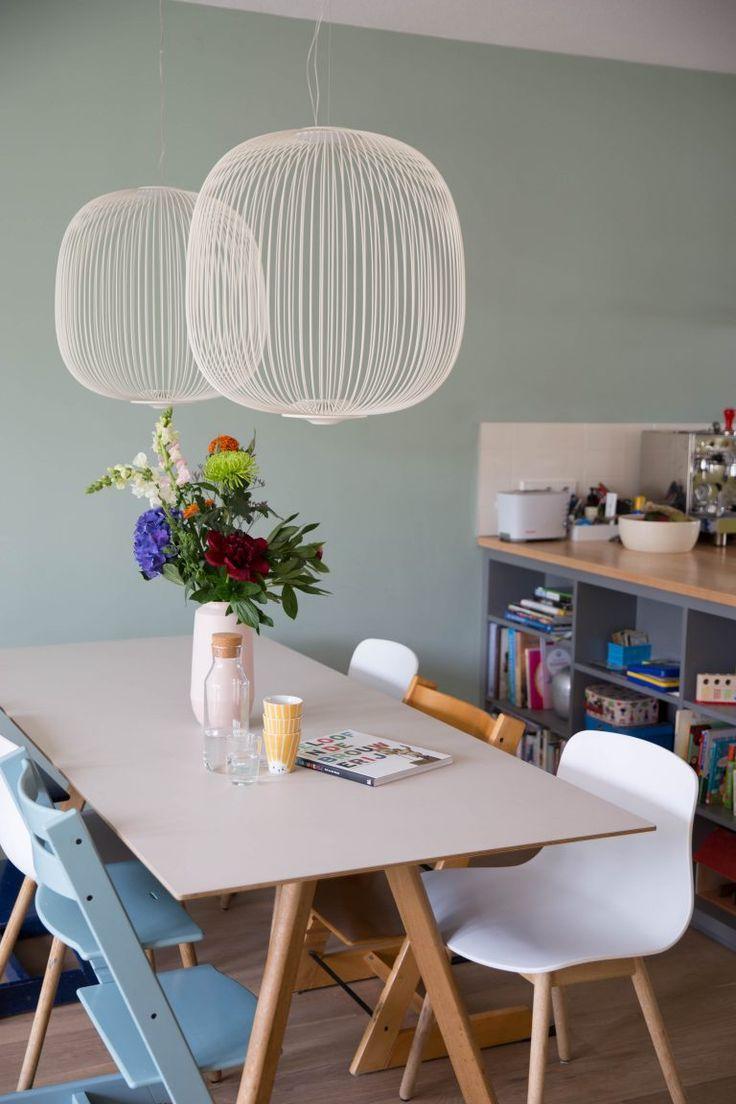 Full Size of Femkeido Project Familiehuis Ijburg Amsterdam Esszimmer Stehlampe Wohnzimmer Teppich Anbauwand Schrankwand Hängeschrank Gardinen Teppiche Schrank Deckenlampen Wohnzimmer Lampen Wohnzimmer