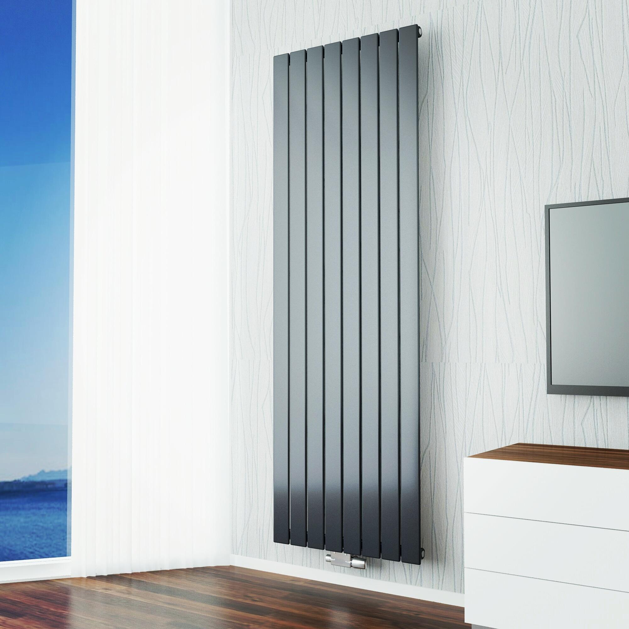 Full Size of Wandheizkörper Design Flach Paneelheizkrper Doppellagig Heizwand Mittelanschlu Wohnzimmer Wandheizkörper