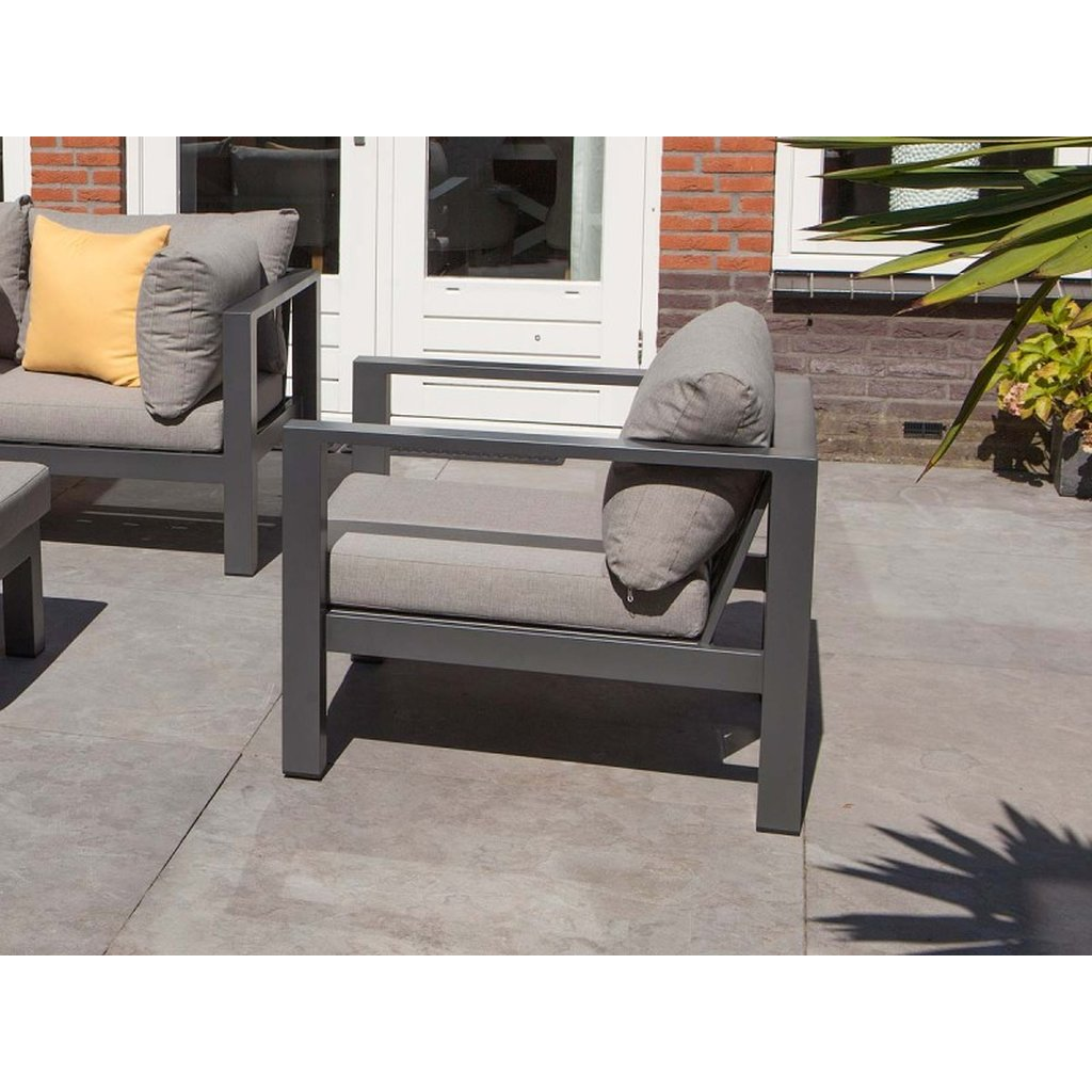 Full Size of Garten Lounge Sessel Exotan Gartensessel Cannes Loungesessel Alu Anthrazit Nanotex Skulpturen Sofa Lärmschutzwand Kosten Loungemöbel Günstig Sonnenschutz Wohnzimmer Garten Lounge Sessel