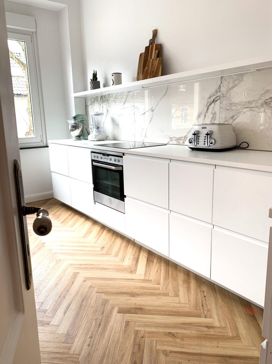 Large Size of Ikea Küche Marmor Kche Altbau Altbauliebe Dekoliebe Barhocker Aufbewahrungssystem Rosa Selber Planen Was Kostet Eine Neue Singleküche Mit Kühlschrank Wohnzimmer Ikea Küche