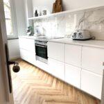 Ikea Küche Wohnzimmer Ikea Küche Marmor Kche Altbau Altbauliebe Dekoliebe Barhocker Aufbewahrungssystem Rosa Selber Planen Was Kostet Eine Neue Singleküche Mit Kühlschrank