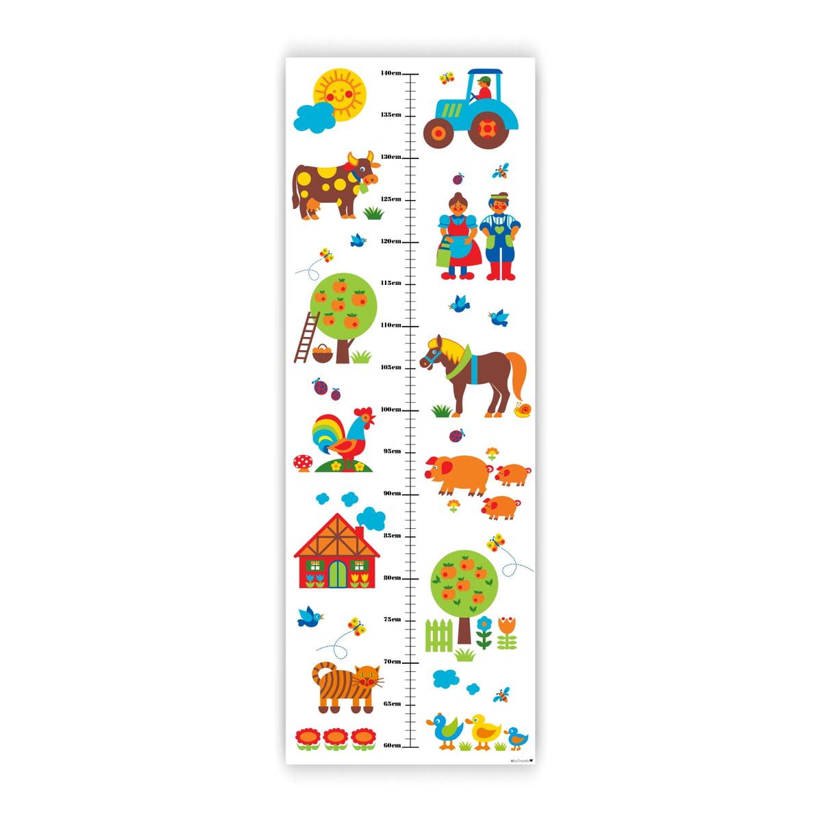 Full Size of Messlatte Kinderzimmer Von Bygraziela Connox Regal Regale Weiß Sofa Kinderzimmer Messlatte Kinderzimmer